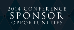 2014 Conference Sponsor Opportunities