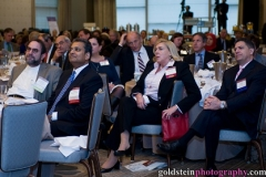Audience during keynote speech