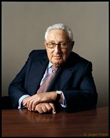 Dr. Henry A. Kissinger