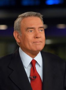 "CBS News anchor Dan Rather got ""scooped"" on his second to last day as anchor of the CBS EVENING NEWS. Ben and Jerry's created a new flavor called ""A Farewell Scoop"" as a tribute to the newsman's numerous news scoops during his 24-year career as anchor of the CBS EVENING NEWS. The Vermont ice cream company sent their newest flavor to the Broadcast Center in NYC. ""We thought it fitting for a newsman whose fed us so much information over the years,"" Ben and Jerry wrote on the label. ""May your ice cream bowl always runneth over."" Cr: John P. Filo/CBS copyright 2005 CBS Broadcasting Inc. all rights reserved"